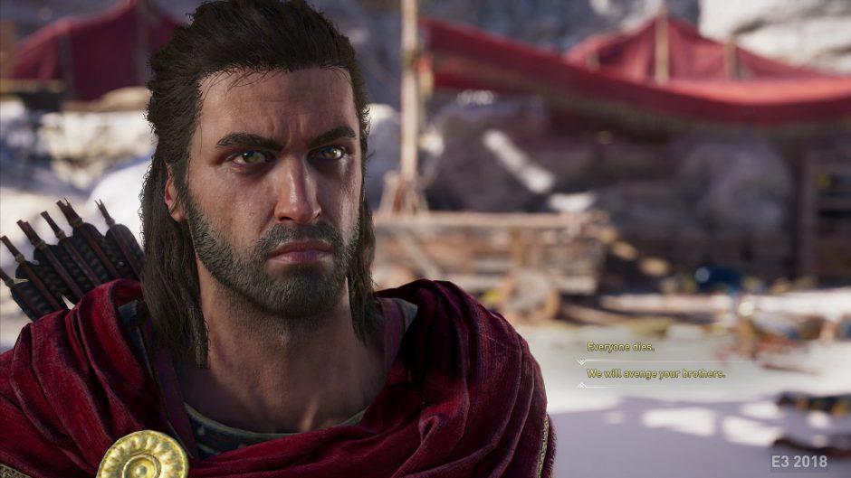[E3 2018] Assassin's Creed Odyssey es IMPRESIONANTE, tenéis que verlo