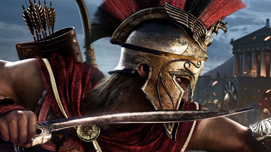 Así luce Assassin's Creed: Odyssey con Ray Tracing