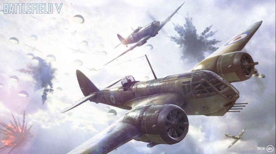 Battlefield V contará con el nuevo modo de juego Airbone