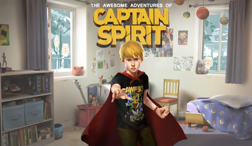Análisis de Las Increíbles Aventuras de Captain Spirit 1
