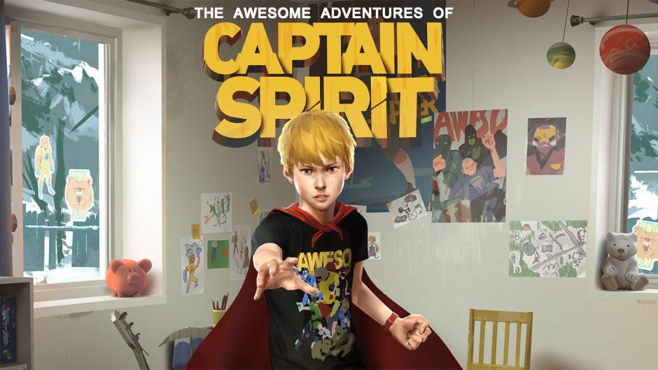 Ya disponible la predescarga gratuita de Las increíbles aventuras de Captain Spirit