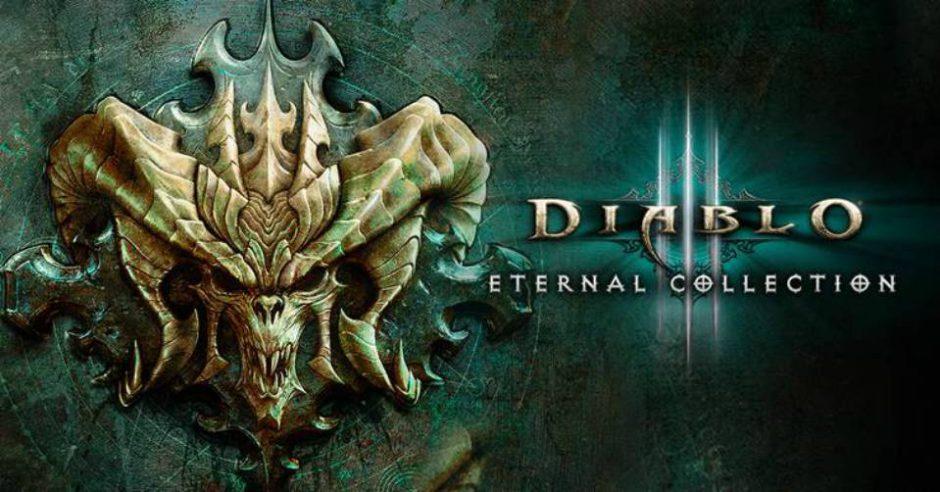 GAME UK filtra la edición física de Diablo III: Eternal Edition