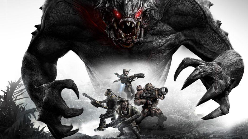 2K Games mata definitivamente los servidores dedicados de Evolve