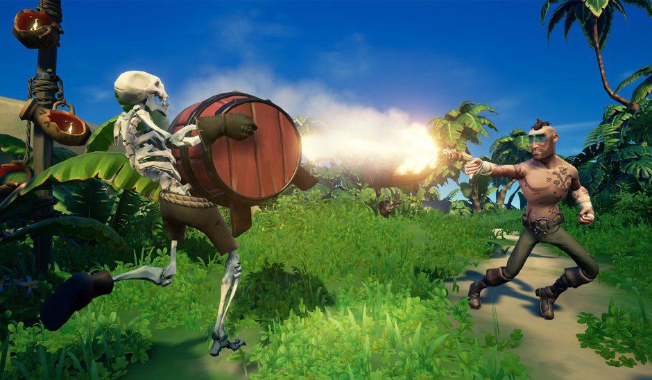 Zyx es el primer pirata en conseguir todos los logros de Sea of Thieves
