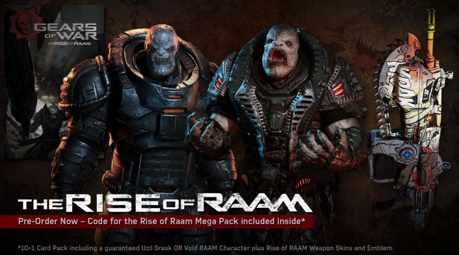 Fin de semana Gears of War 4: Nuevo evento, personajes y multiplicador de experiencia x5