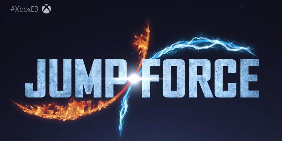 [E3 2018] Jump Force un crossover épico entre los personajes más populares del anime llegará a Xbox One