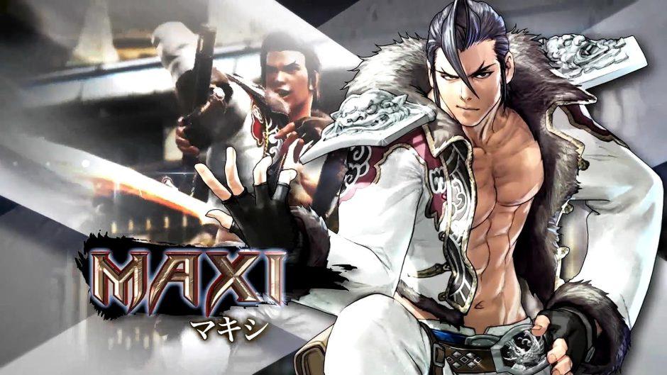 Maxi, el El Dandy de los mares del Sur, se une al plantel de Soul Calibur VI