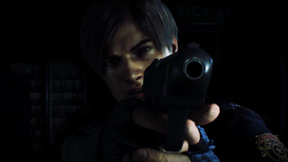 Ahora puedes probar las hierbas de Resident Evil