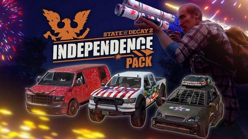 State of Decay 2 supera los 3 millones de jugadores y lo celebra con un nuevo DLC