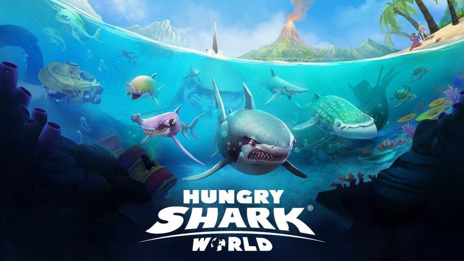 Ubisoft clasifica Hungry Shark World para Xbox One en Taiwan con posible fecha de lanzamiento