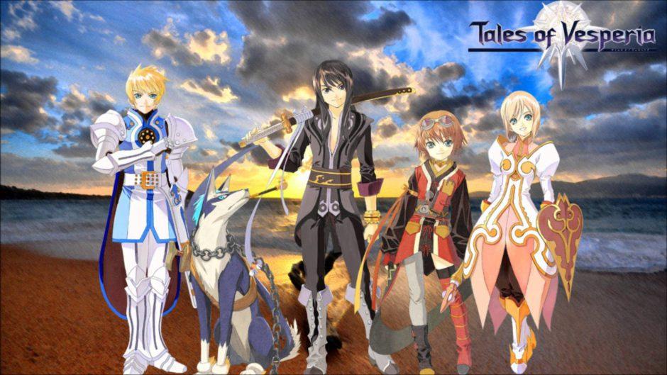 Rumor: Bandai Namco prepara un remaster de Tales of Vesperia para Xbox One