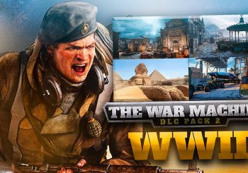 The War Machine y Attack of the Undead te harán volver corriendo a Call of Duty: WWII