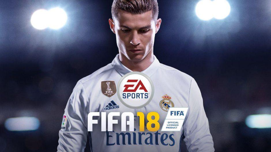 [E3 2018] FIFA 18 estará gratis y completo para jugar por tiempo limitado