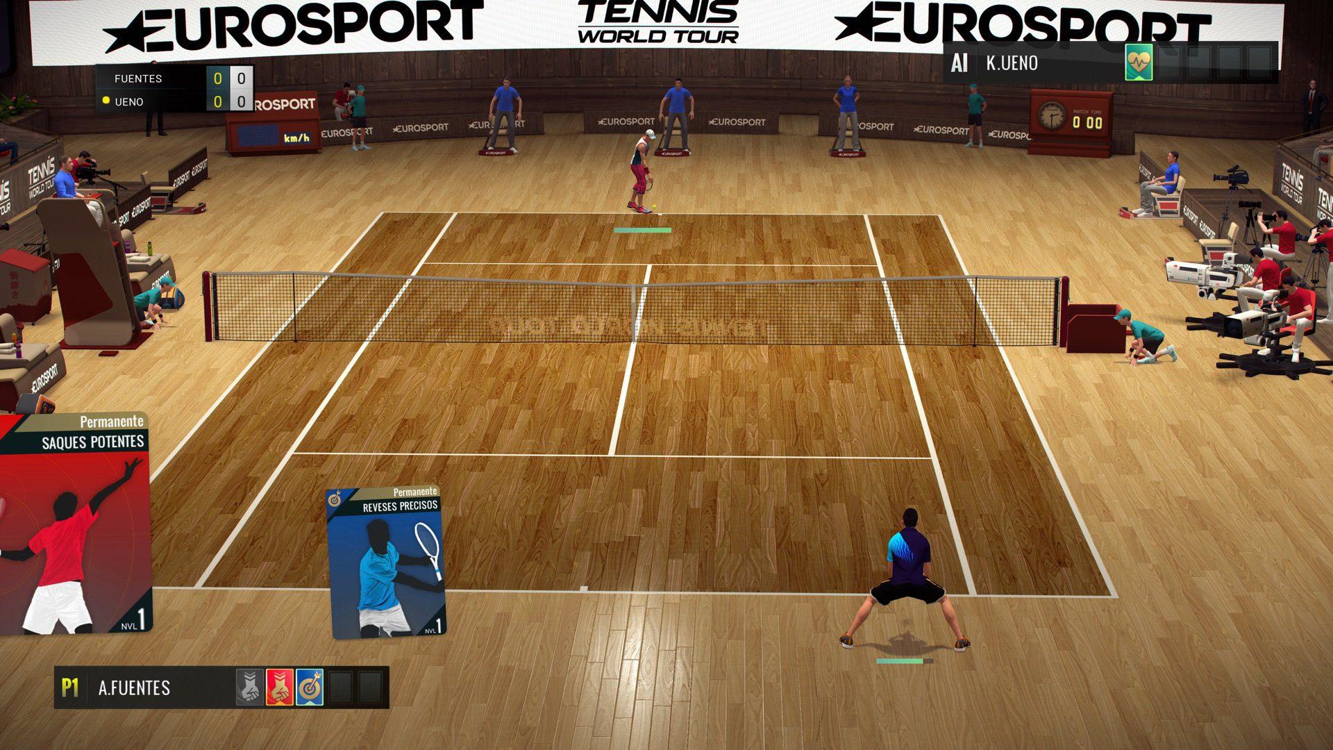 Análisis de Tennis World Tour: Roland Garros Edition