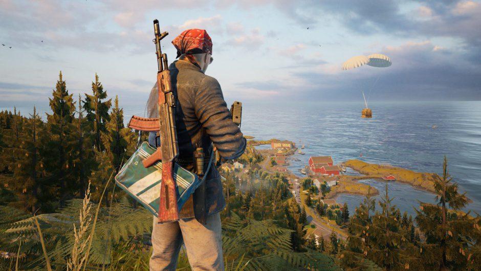 El juego de supervivencia Vigor llega a Xbox Game Preview la próxima semana