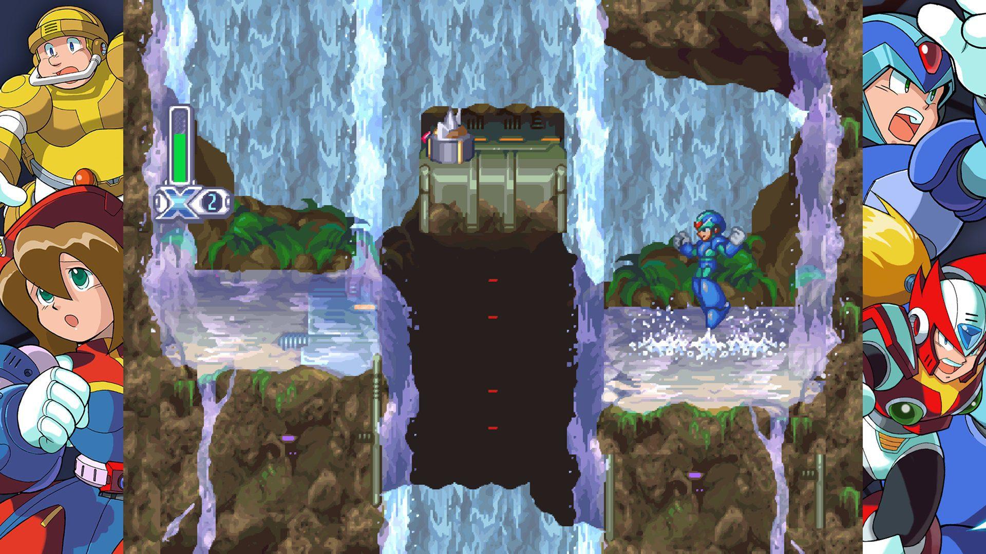 Análisis de Mega Man X Legacy Collection 1 y 2 4