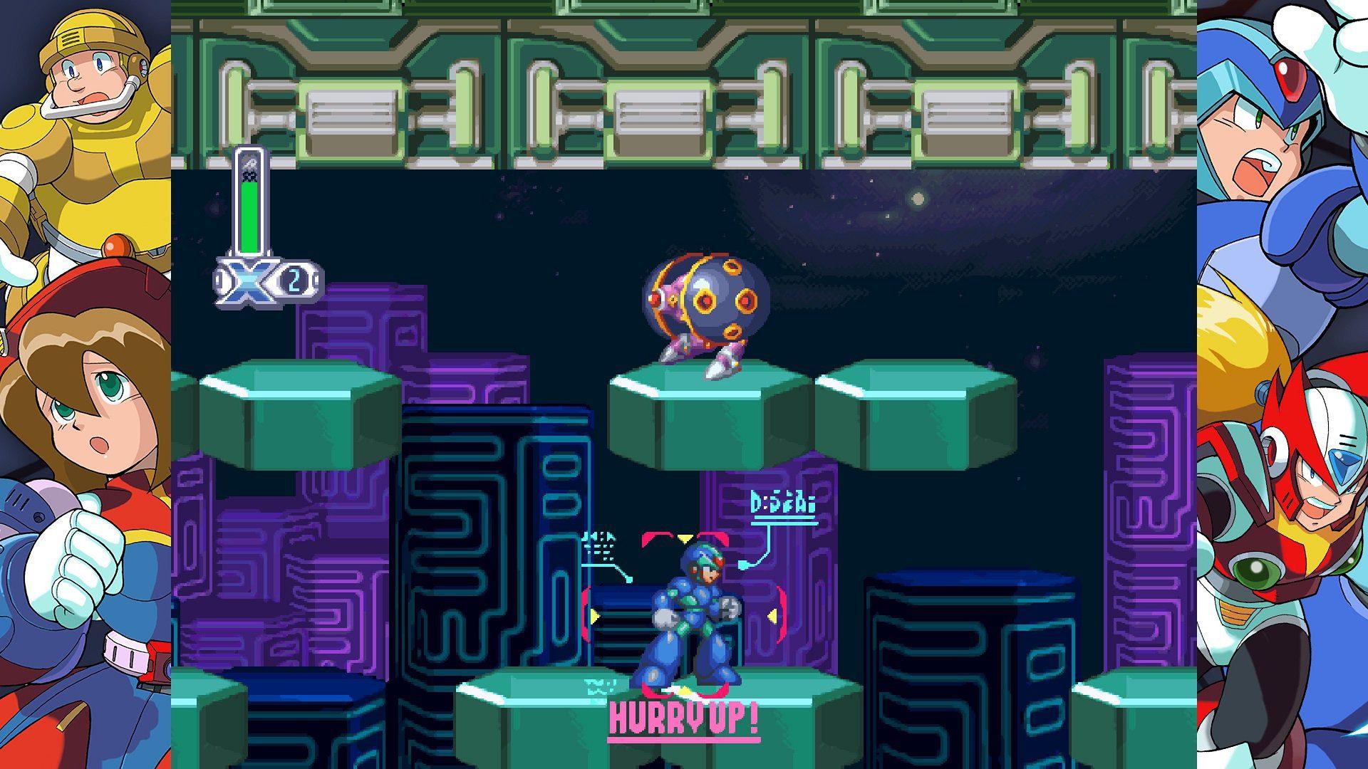 Análisis de Mega Man X Legacy Collection 1 y 2 2