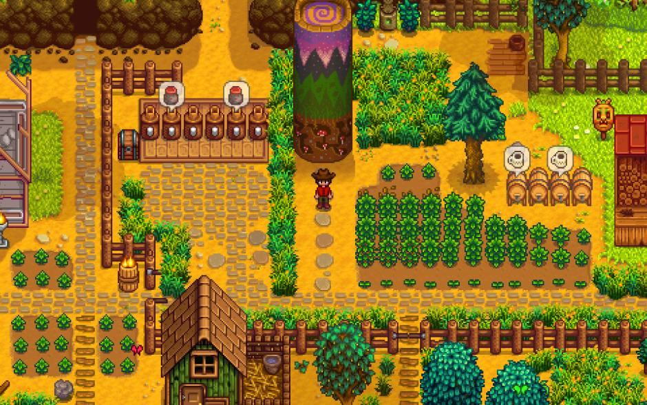 Stardew Valley lanzará su multijugador en consolas en pocas semanas