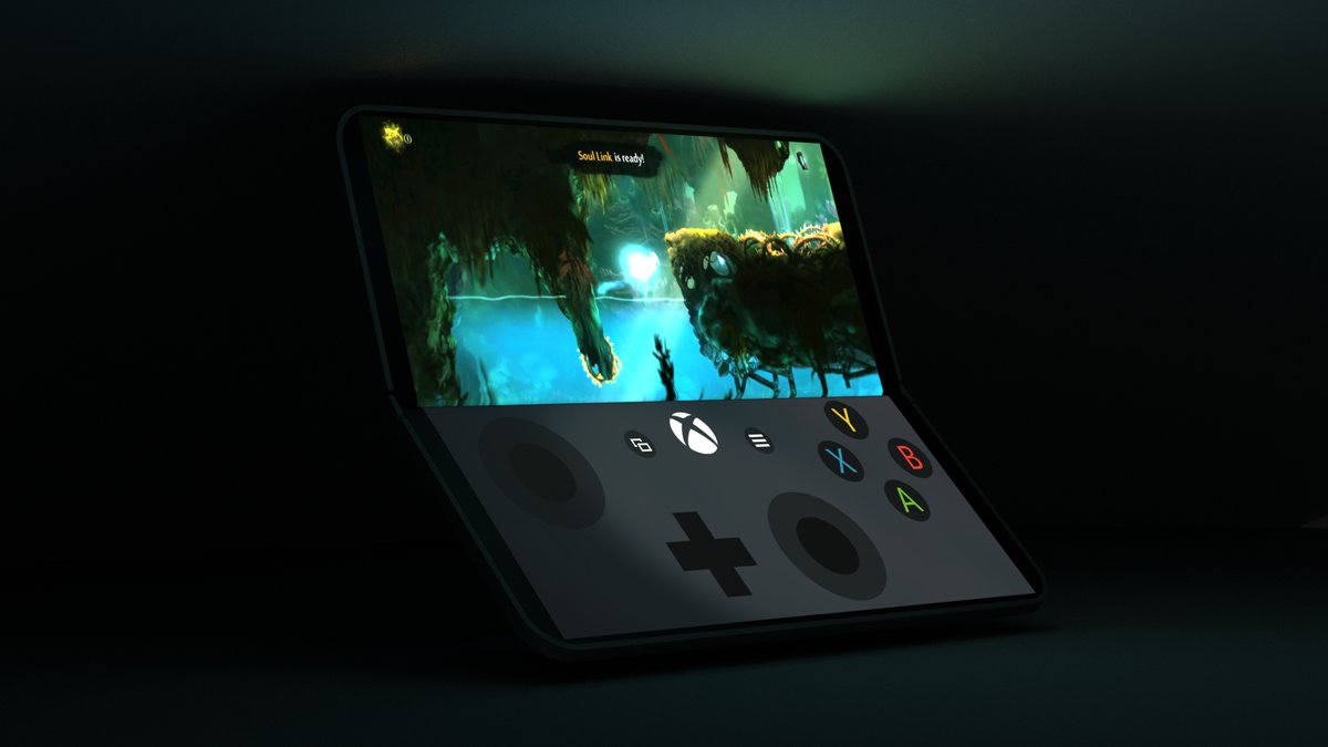 Andromeda noticias Xbox Portátil