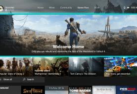 Ya puedes disfrutar de la pestaña Xbox Game Pass en tu Xbox One