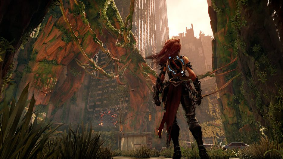 Estas son las ediciones especiales de Darksiders III para Xbox One