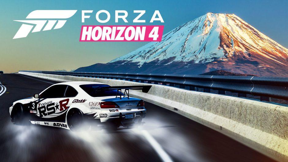 Forza Horizon 4 es el mejor juego de conducción de la década para Top Gear