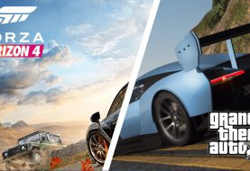 Recrean el tráiler de Forza Horizon 4 que vimos en el E3 en GTA V