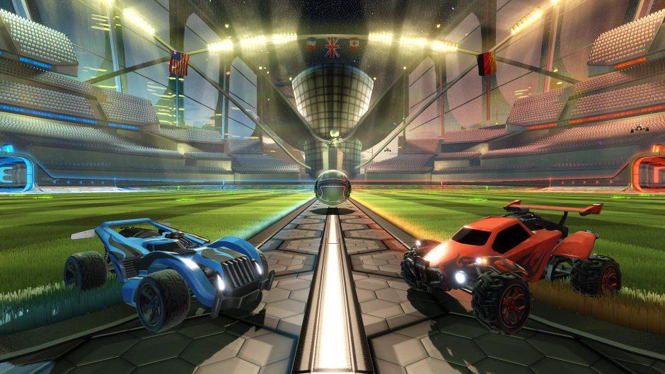 La actualización Xbox Enhanced para Rocket League ya tiene fecha, 4K y 60 fps