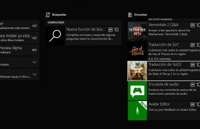 Microsoft pregunta ¿Qué te ha parecido la traducción de State of Decay 2?