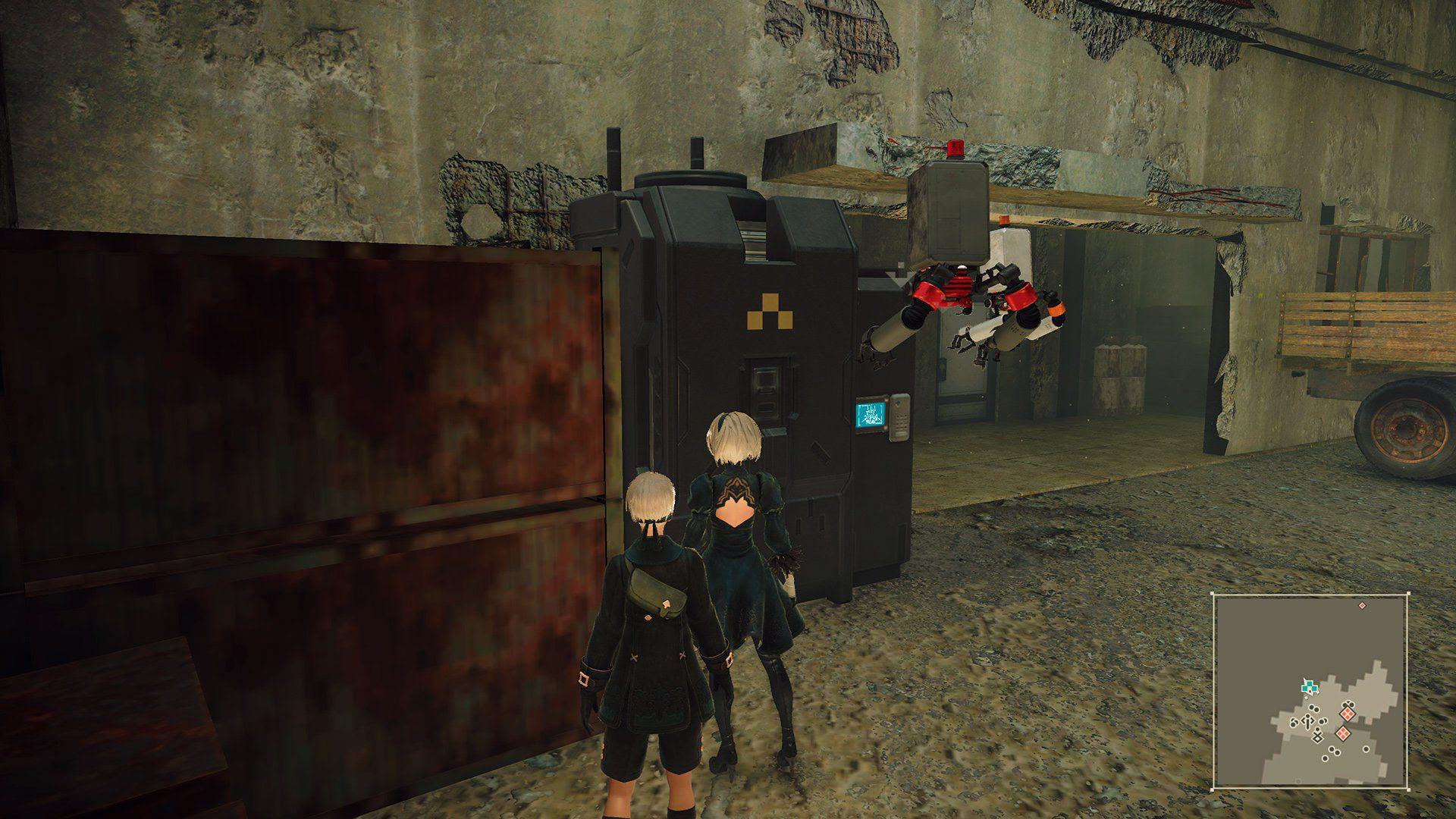 Análisis de NieR: Automata BECOME AS GODS Edition