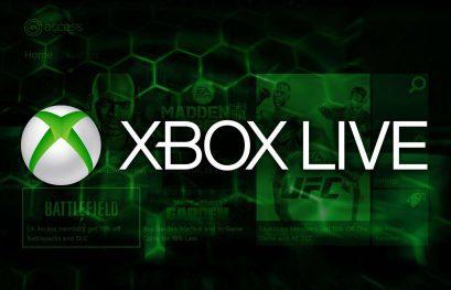 Xbox Live: Aumenta el número de suscriptores. ¡Ya somos 65 millones!