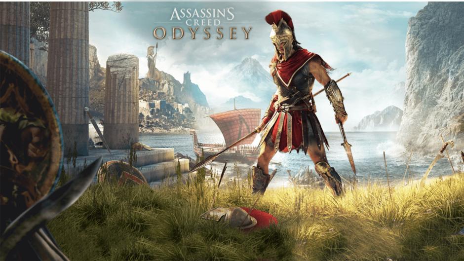 Este es el tremendo trailer de lanzamiento de Assassin's Creed Odyssey