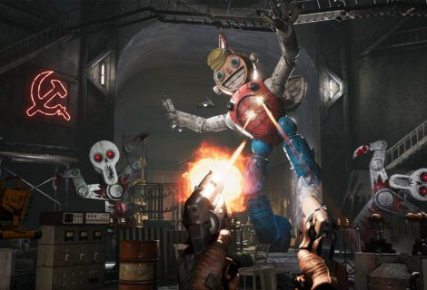 Brutal gameplay de Atomic Heart con aroma a Bioshock. Llega a Xbox Series X y PS5