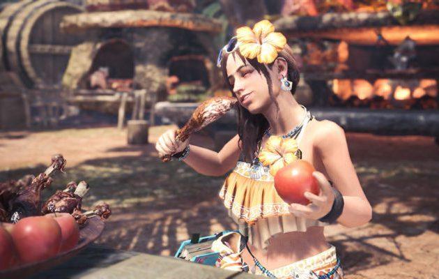 Monster Hunter World inicia su festival de verano y el legendario Behemoth de Final Fantasy llegará el 2 de agosto