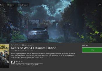 Microsoft rediseña las fichas de juegos en la tienda