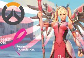 El traje Mercy rosa recaudo 12,7 millones de dólares que ya han sido invertidos en investigaciones para acabar con el cáncer de mama
