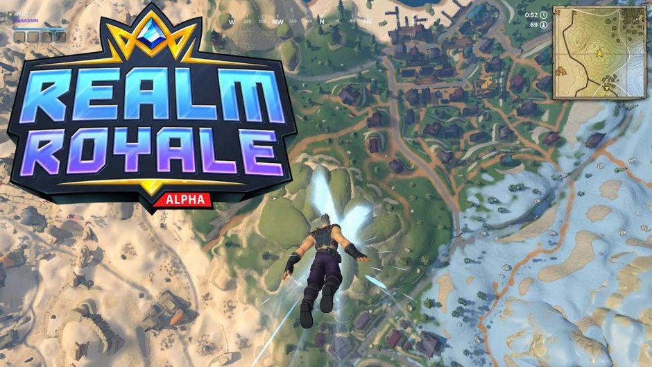Realm Royale reparte nuevos códigos para su beta cerrada ¡Apúntate!