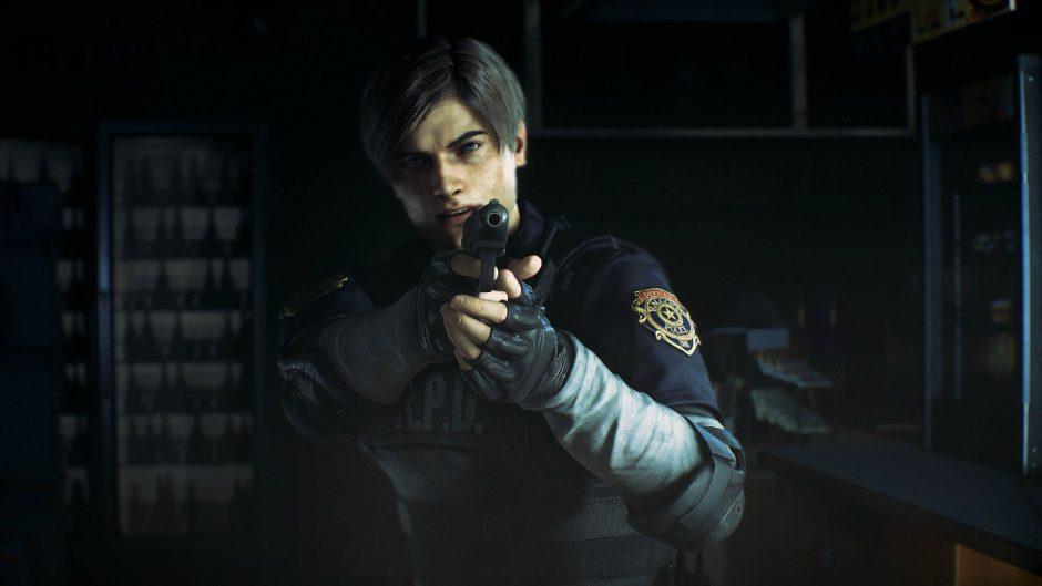 Capcom ha cambiado la historia de fondo del Leon S. Kennedy en Resident Evil 2