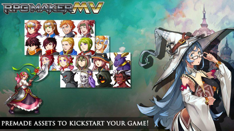 Kadokawa Games cancela la versión para Xbox de RPG Maker