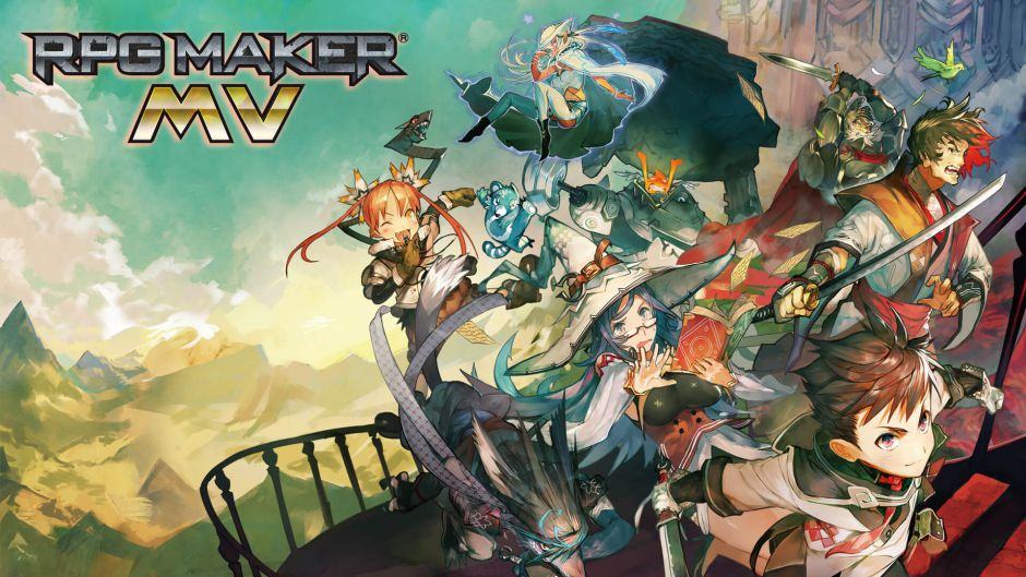 RPG Maker MV nos permitirá crear nuestros juegos desde Xbox One
