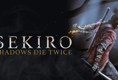 Confirmada la fecha de lanzamiento de Sekiro: Shadows Die Twice
