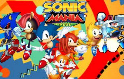 Nuevo episodio navideño de la serie animada Sonic Mania Adventures