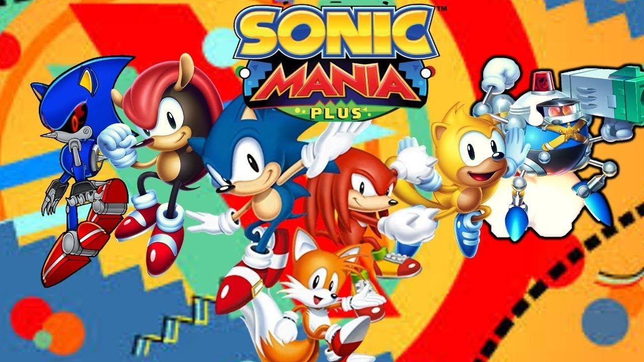 Sonic Mania Se Actualiza A Sonic Mania Plus Con El Dlc Encore