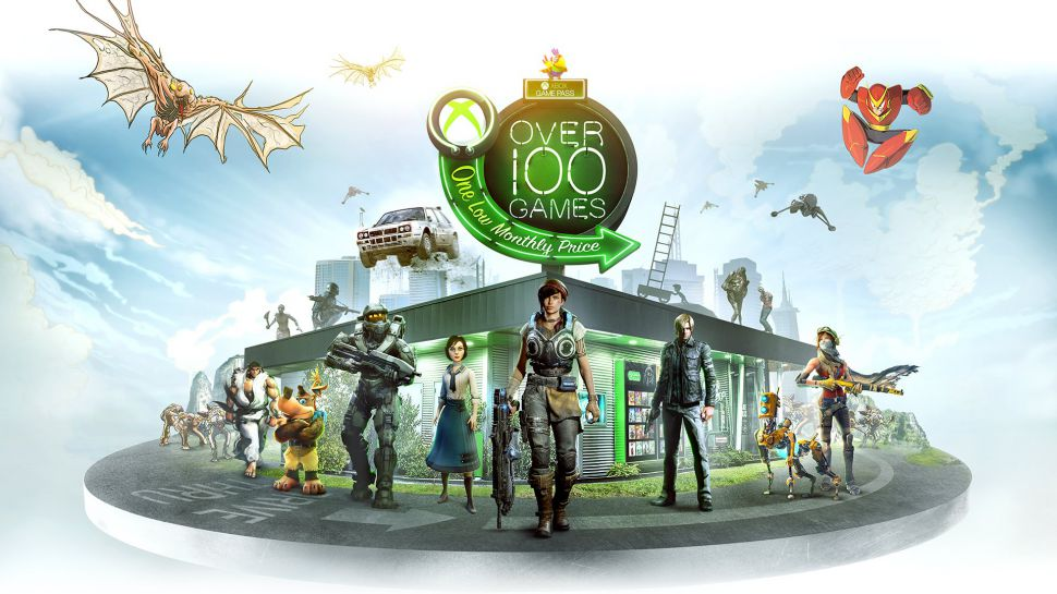 Xbox Live y Xbox Game Pass
