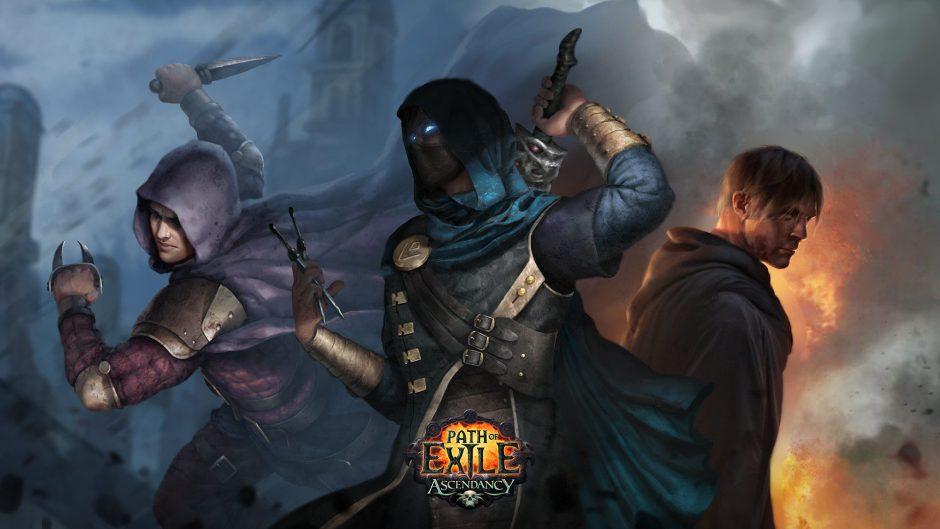 Path of Exile estrena nueva expansión en Xbox One: Betrayal