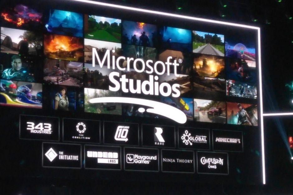 The Initiative, el nuevo estudio de Microsoft, ya tiene página web