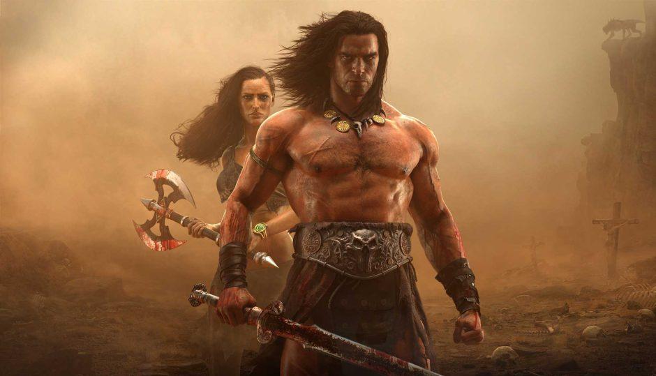 Llega un nuevo DLC a Conan Exiles con mucho estilo japonés