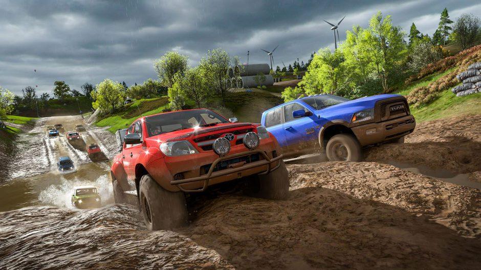 Juguemos a buscar las 7 diferencias: Forza Horizon 4 vs Vida Real