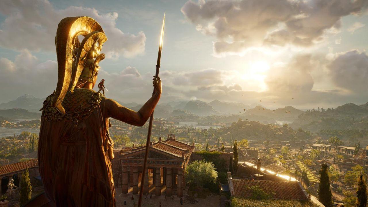 Detrás de la ficción de Assassin's Creed Odyssey: ¿Cuándo? 1