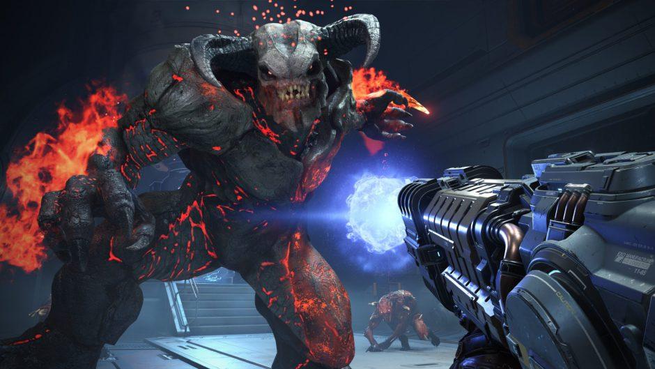 Doom Eternal quiere que seas más rápido y agresivo